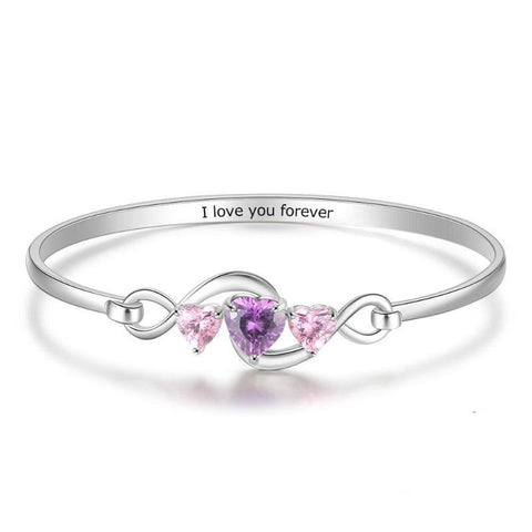 Image of custom bracelets - Gifts For Family Online