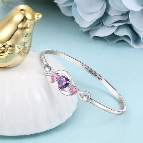 custom bracelets for her - Gifts For Family Online