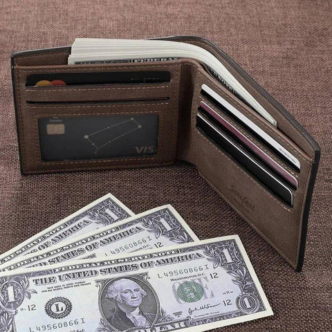 engraved wallets for husband - Gifts For Family Online