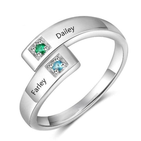 Personalized Couple's Ring - Gifts For Family Online