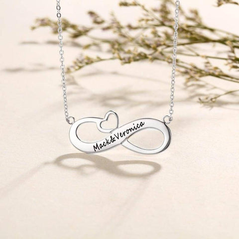 Image of custom name necklace - Gifts For Family Online
