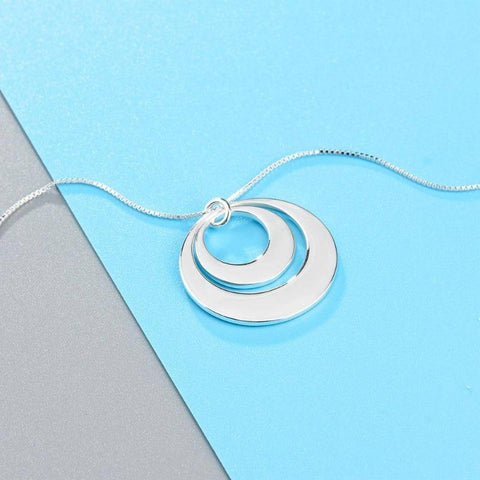 hollow necklace pendant - Gifts For Family Online