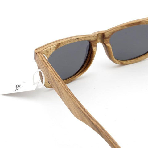 Men Wooden Sunglasses Polarized Lenses Wood Frame