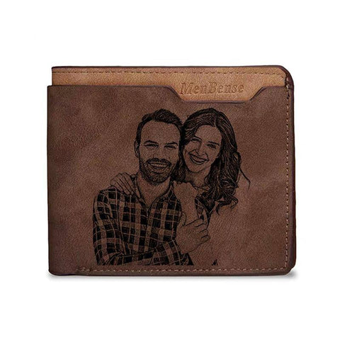 customized wallets for husband - Gifts For Family Online