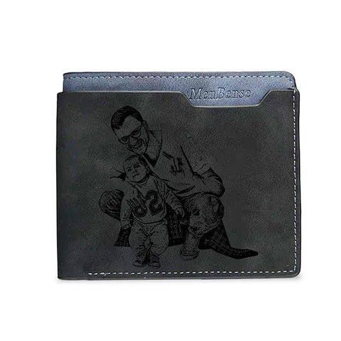 customized wallets with picture - Gifts For Family Online