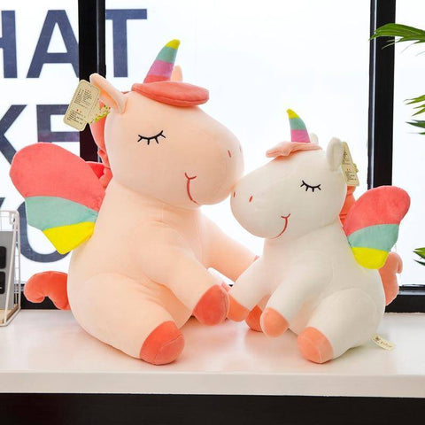 Image of unicorn stuffed animal - Gifts For Family Online