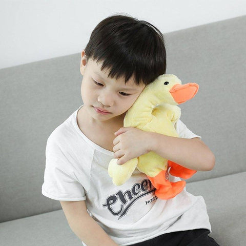 Image of plush dancing duck - Gifts For Family Online