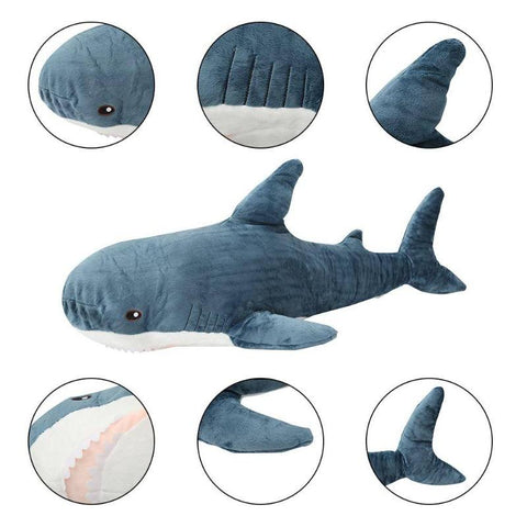 Image of plush shark toy - Gifts For Family Online