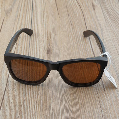 Polarized Lenses wood sunglasses - Gifts For Family Online