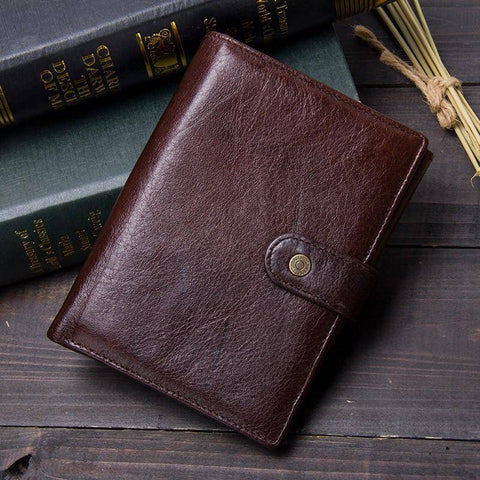 mens trifold wallets - Gifts For Family Online