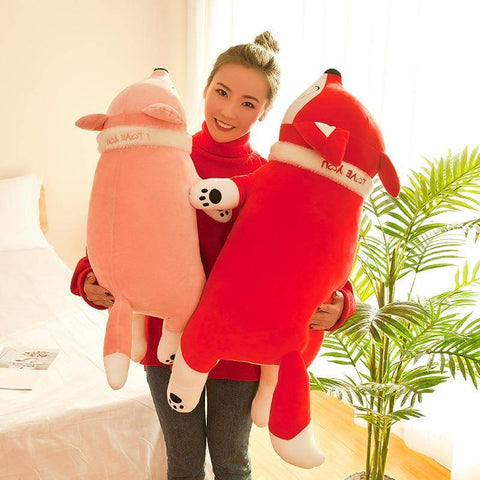 Plush Pillow Toys - Gifts For Family Online