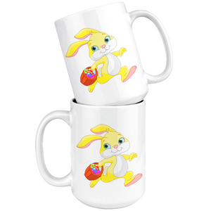 bunny coffee mug - Gifts For Family Online