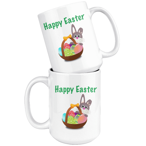 11/15oz Easter Coffee Mugs Bunny Coffee Mug Easter Mug Decor - Gifts For Family Online