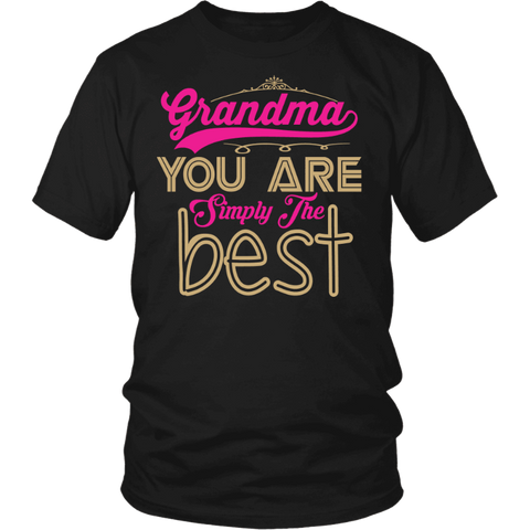 Grandma T-Shirt - Gifts For Family Online