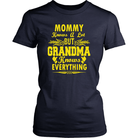 Image of grandmother t-shirt - Gifts For Family Online