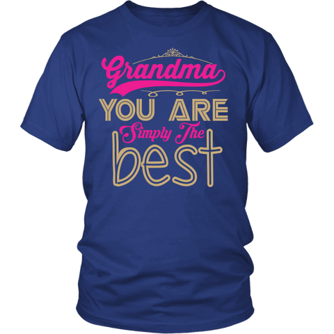 Image of Grandma Tshirt - Gifts For Family Online