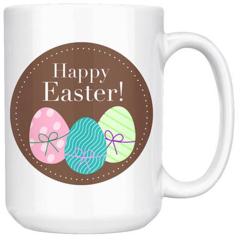 Happy Easter Coffee Mug White Gifts For Easter - Gifts For Family Online