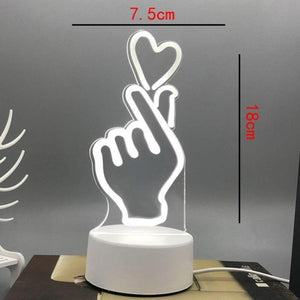 illusion lamp