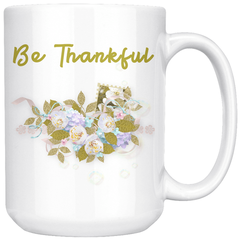 Easter Mug Gifts For Easter White Coffee Mug Easter Floral Decor - Gifts For Family Online