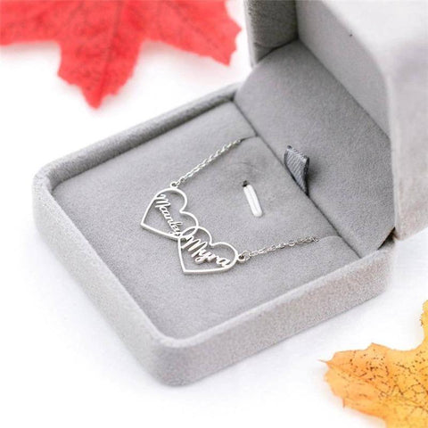 Image of name necklace - Gifts For Family Online