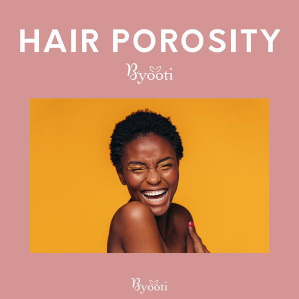 Hair Porosity for Natural Hair