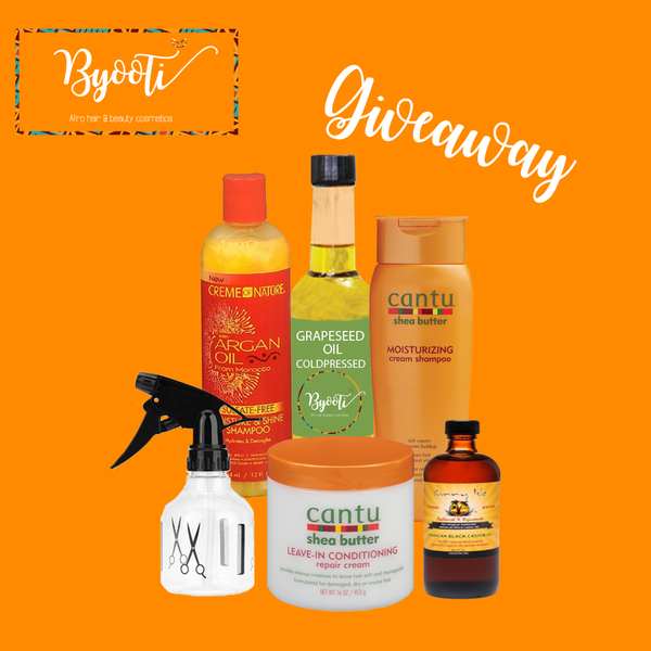 Giveaway: Byooti Package