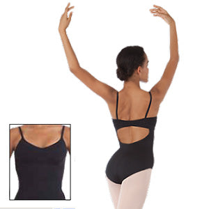 CAMISOLE LEOTARD - First Class Dancewear NQ
