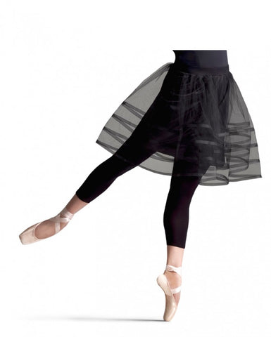 CLOCK STRIKES TUTU SKIRT