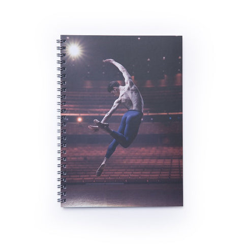 BLOCH QB ON STAGE SPIRAL NOTEBOOK