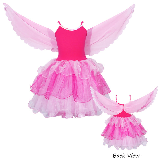 PP FLAMINGO DRESS WITH WINGS