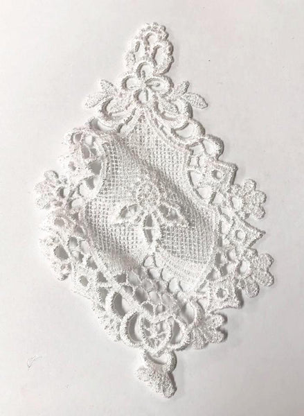 SEW-ON LACE MOTIF
