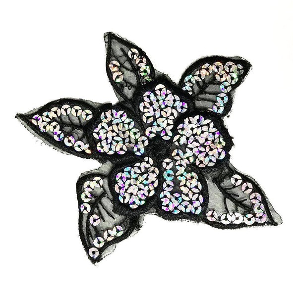 IRON-ON SEQUIN MOTIF