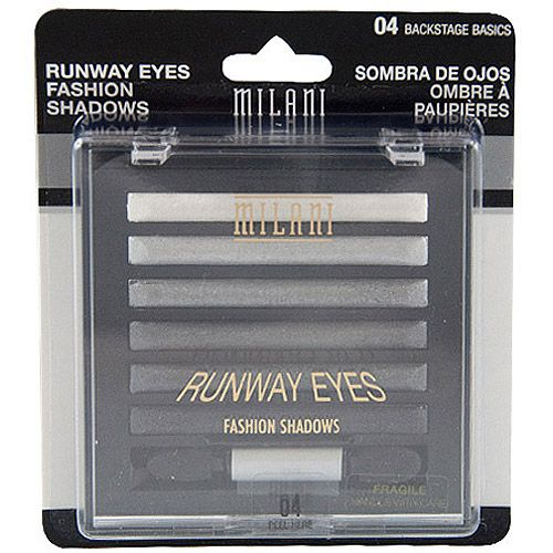 MILANI RUNWAY EYE SHADOWS