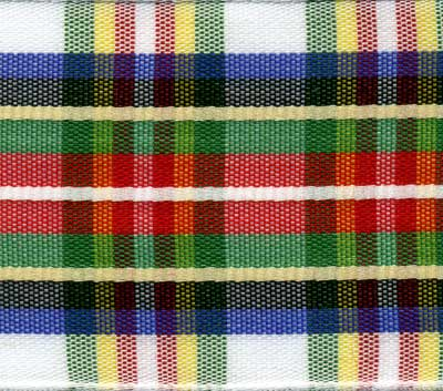 SCOTTISH RIBBON 25MM
