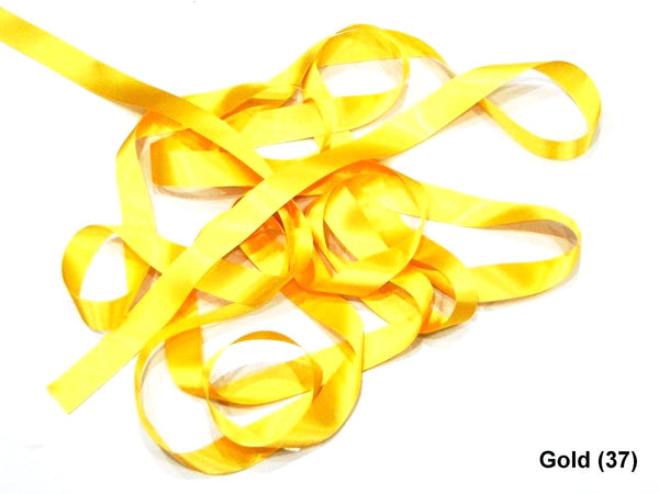 RIBBON POLY SATIN DOUBLE SIDED 10MM