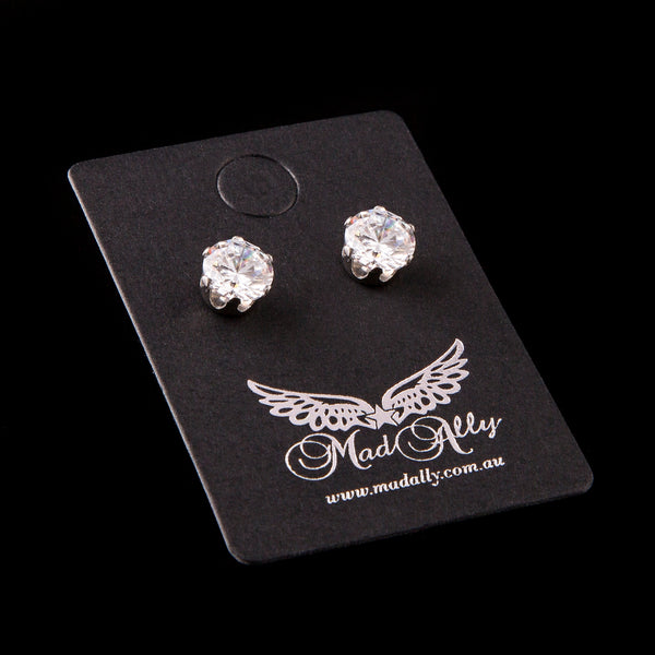 DIAMANTE EARRINGS