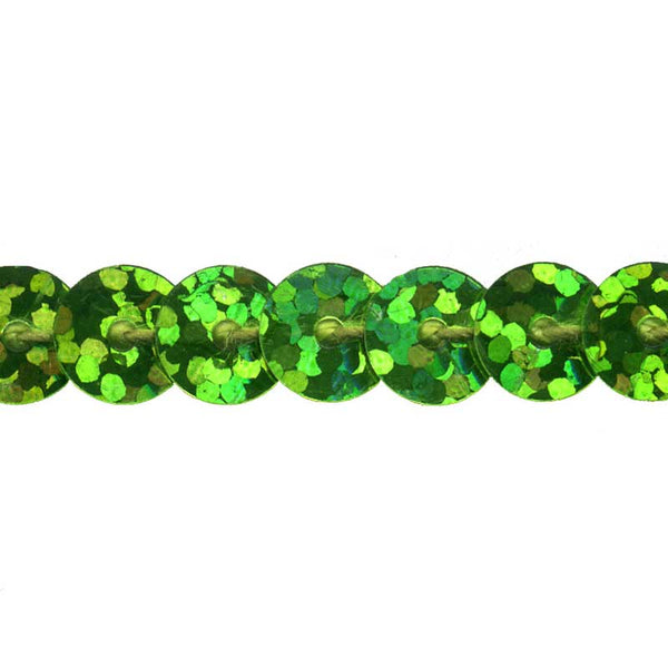 SINGLE ROW LASER SEQUIN