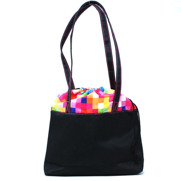 PIXEL DANCE TOTE BAG