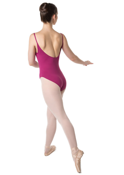 CAMISOLE STRAP LEOTARD (ADULTS)