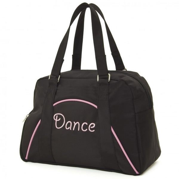 EMBROIDERED DANCE BAG