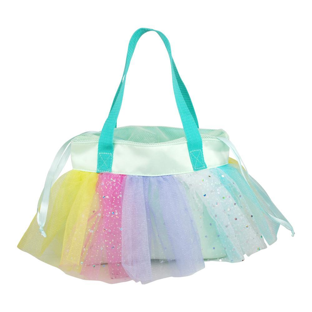 BALLERINA TUTU DRAWSTRING BAG - First Class Dancewear NQ