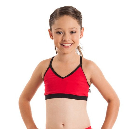 PARIS CROP TOP (CHILDS)