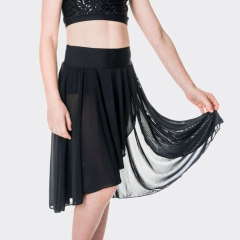 INSPIRE MESH SKIRT (CHILDS)