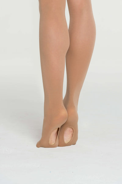 CONVERTIBLE DANCE TIGHTS (ADULTS)