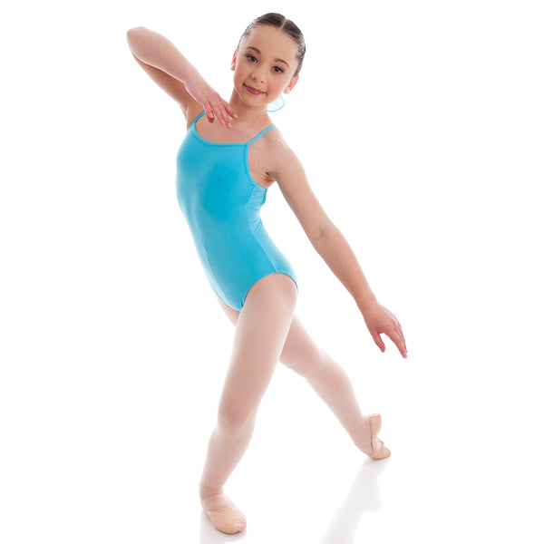 KARLI CAMISOLE LEOTARD (CHILDS)