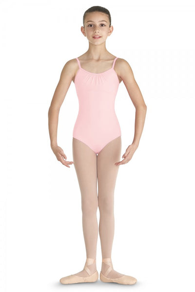 BLOCH NADIRA DIAMANTE BOW BACK CAMI LEOTARD - First Class Dancewear NQ