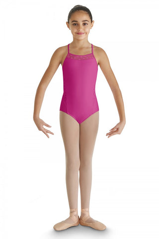 BLOCH HEARTS AGNI LEOTARD - First Class Dancewear NQ