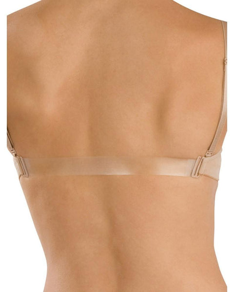 REPLACEMENT CLEAR BACK STRAP - First Class Dancewear NQ