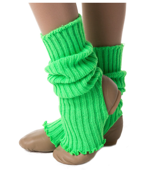 40 CM STIRRUP ANKLE WARMERS - First Class Dancewear NQ