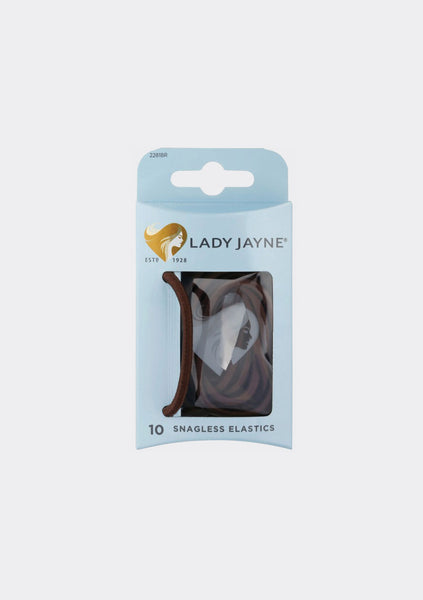 LADY JAYNE THICK SNAGLESS HAIR TIES